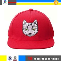 embroidery designs 5 panel baby hat snapback cap