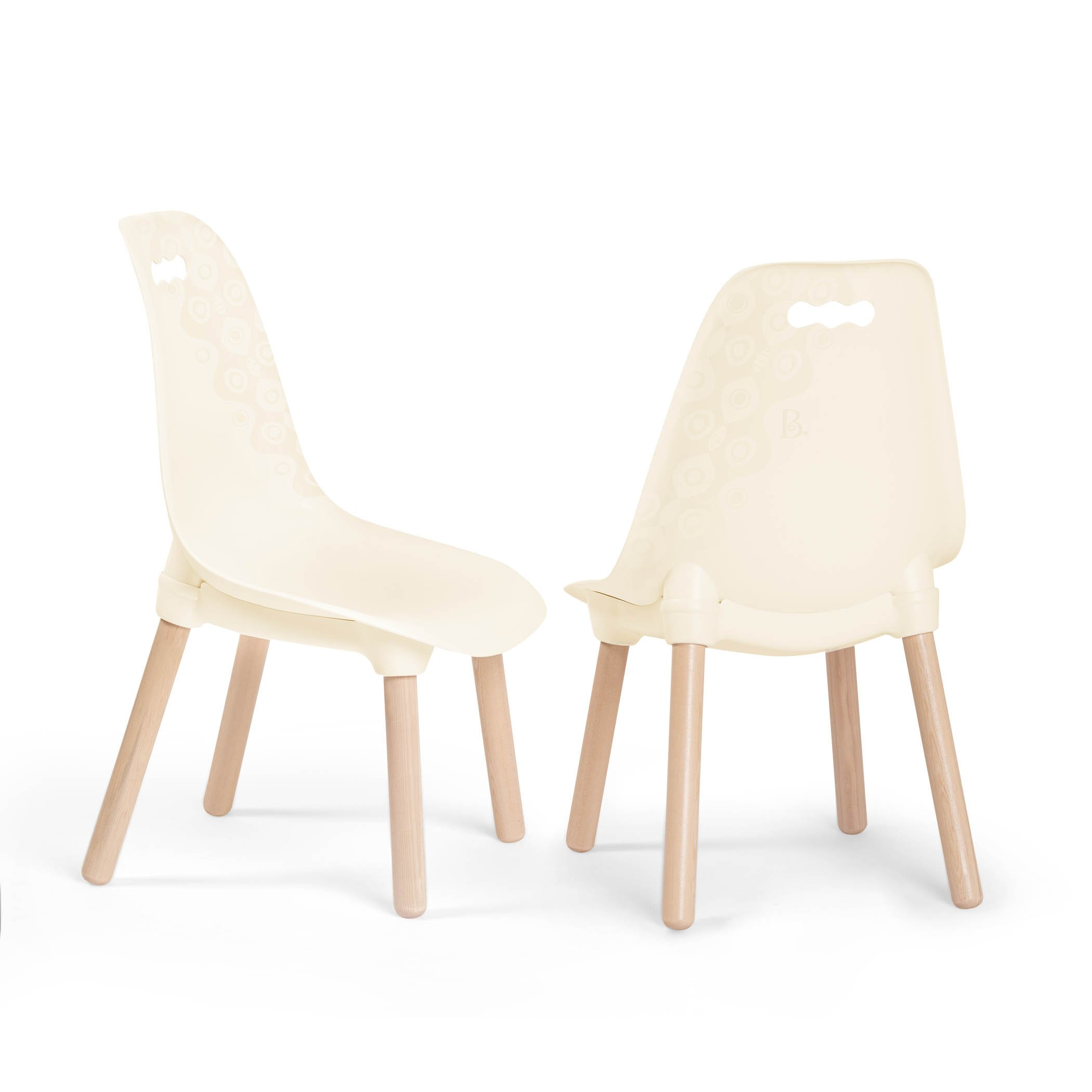 B. Spaces By Battat U2013 Kid Century Modern: Trendy Toddler Chair Set Of Two