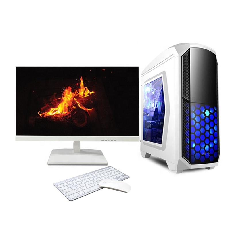 Wholesale computador pc i7 gtx 1050 gaming desktop computers for sale with computer case фото