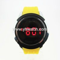 fashion men mechanical watch colorful digital items quartz watch made in china alibaba
