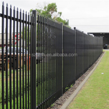 small garden fence hot sale iron fence for garden decorative garden fence iso 9001 - Decorative Garden Fencing