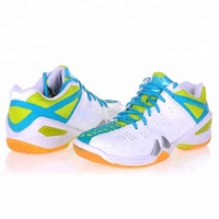 Non Slip Indoor Court Sneakers Safety badminton shoes for men
