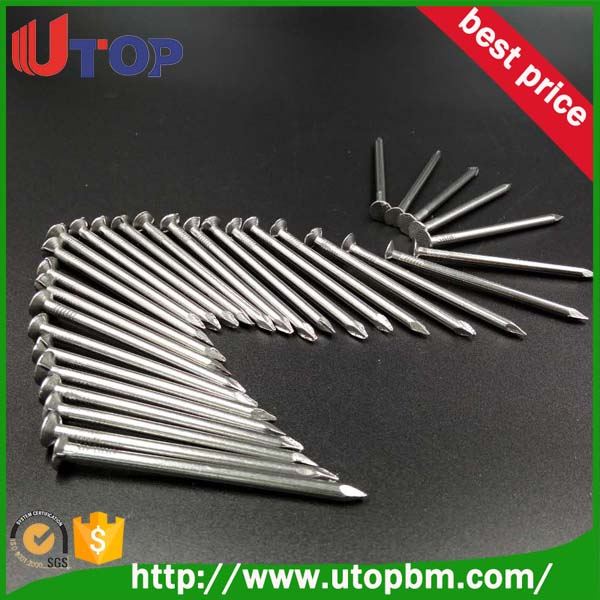 Cheap polished common wire nails manufacturer in China