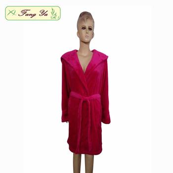 a8acf2b738 Cheap 100 Polyester Super Soft Coral Fleece Bathrobes For Hotel Wholesale - Buy  Cheap Coral Fleece Bathrobe