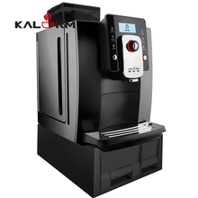 2018 Chinese Professional Kalerm Brand One Touch Fully Automatic Espresso Coffee Machine KLM1601 Pro