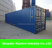 New 40 foot container for sale wholesale day with Forklift hole container