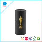 Custom Design Round Tube Paper Container For Sale