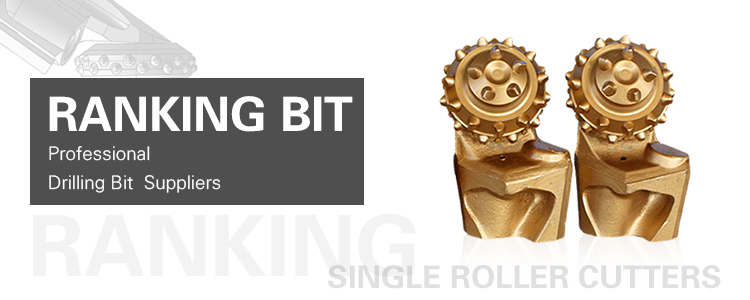 ranking bit used for mining machinery parts single bits for drilling