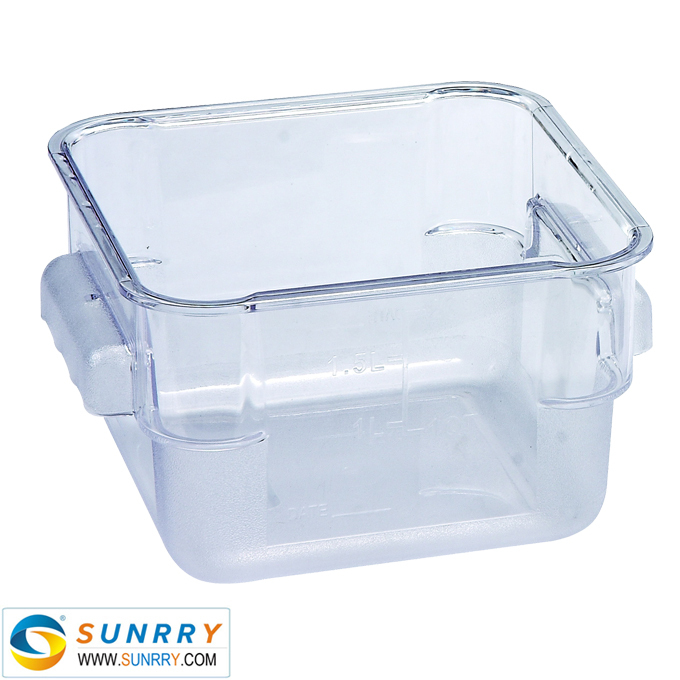 PC Square Storage Container food storage container glass vacuum food storage container for NSF approved (  sc 1 st  Alibaba : nsf food storage containers  - Aquiesqueretaro.Com