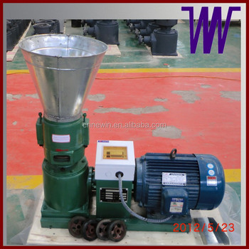 how to make pellet mill machine