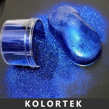 Shine Metallic Pearl Pigment Flake Metal Flake Powder Paint Metal