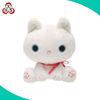 High quality long leg cat of plush big eyes cat toys