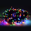 CE ROHS UL approved 24V Christmas string light 100m 500leds rgb led christmas string lights for indoor outdoor decoration
