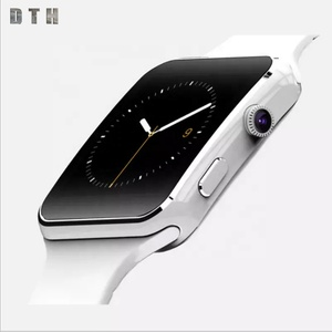 New Product IP68 Waterproof smartwatch Bluetooth gps 3g watch Camera smart watch x6