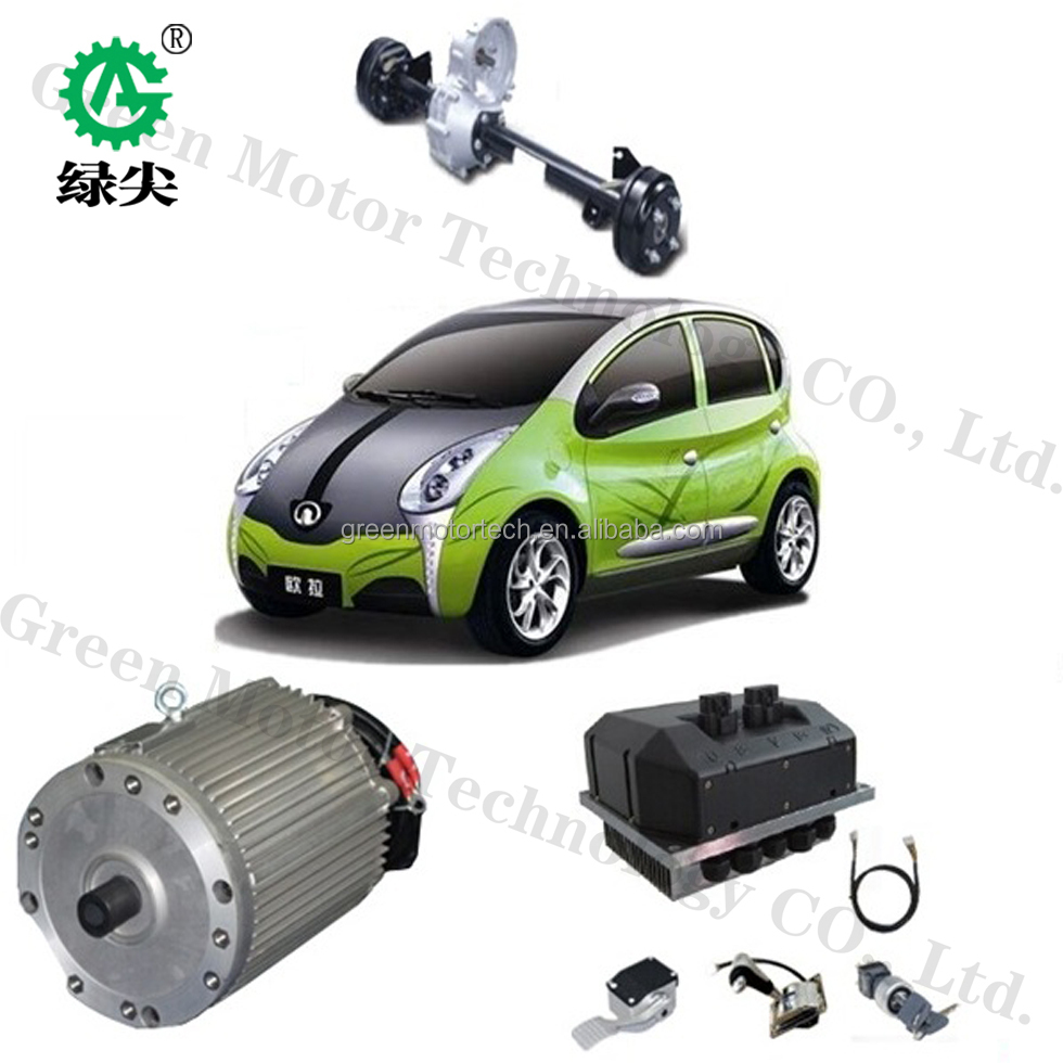 4-10KW high power electric ac motor EV motor