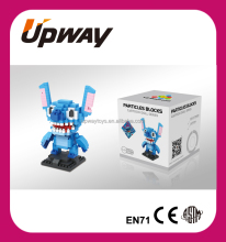 Micro Bouwsteen Cartoon Figuur Kids <span class=keywords><strong>Nano</strong></span> <span class=keywords><strong>Blok</strong></span> Speelgoed Diamond Bricks