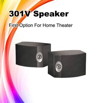 Hifi Music System 301V Home Theater Speaker Bookshelf Speakers