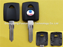 Hot sale remote transponder shell car key replacement for Chevrolet with round logo