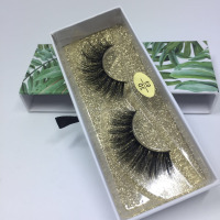 Offer all Styles Custom Packaging Faux Mink Lashes Premium 3D silk lashes for woman