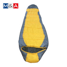 Outdoor Hiking Envelope emergency silk sleeping bag camping