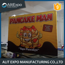 New brand 2017 exhibition display banner trade show exhibits OEM and ODM
