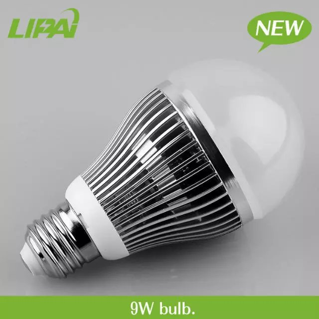 9W E27 E26 E14 dimmable led bulb light 12V 24V 36V 120V 220V with CE &RoSH approved energy saving fashion design LED bulbs