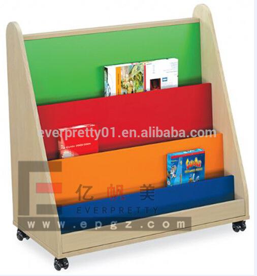 Cool Color Portable Bookshelves For Kid Children Furniture