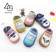 Cartoon fox steps baby socks non slip anti slip dispensing antiskid shoe baby shoe socks