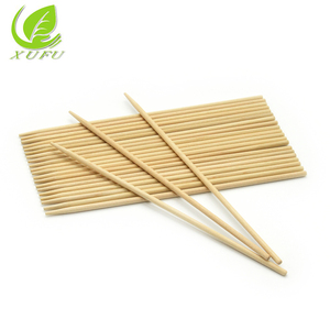 Food Grade Birch Wood Skewer Stand Sticks for bbq