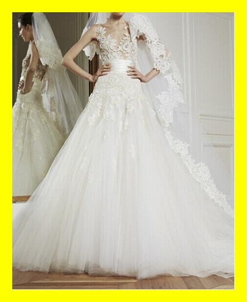Informal Plus Size Wedding Dresses Tea Length With Sleeves