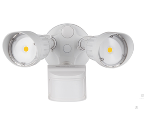 CE ROHS led chip security light with motion sensor Infrared induction led flood security light