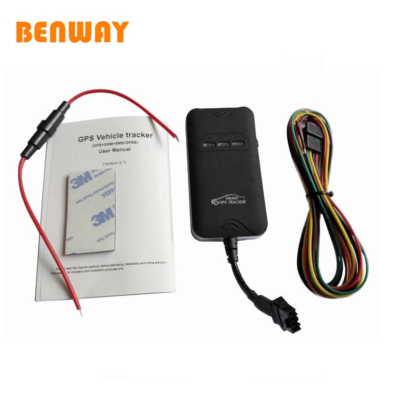 Mini gps/gprs/gsm bicycle/ real time tracker/vehicle tracking <strong>device</strong> With Alarm System