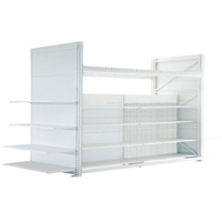 Best selling metal shelving unit/metal storage shelves /wire mesh shelving