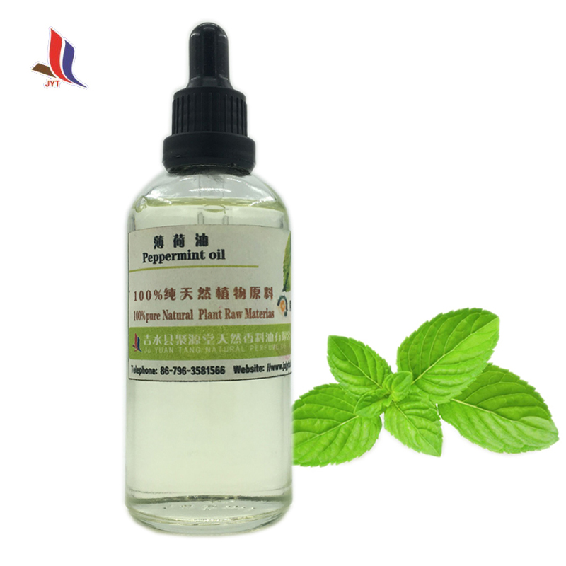 Wholesale Custom Massage Fragrance Peppermint Essential Oil For Soap Making