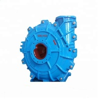 Centrifugal high quality wear resistant mining slurry pump for gold mining