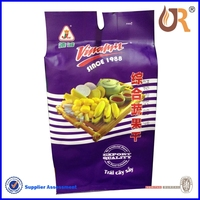 Coffee packing bag! Manufacturers high quality packaging bag clear coffee packing bag