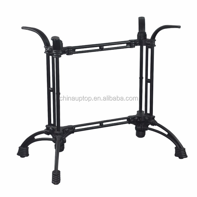 Furniture Legs Black Antique Metal Wrought Iron Coffee