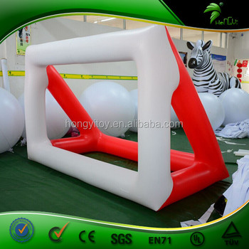 Outdoor Portable Movie Inflatable Projector Screens Used