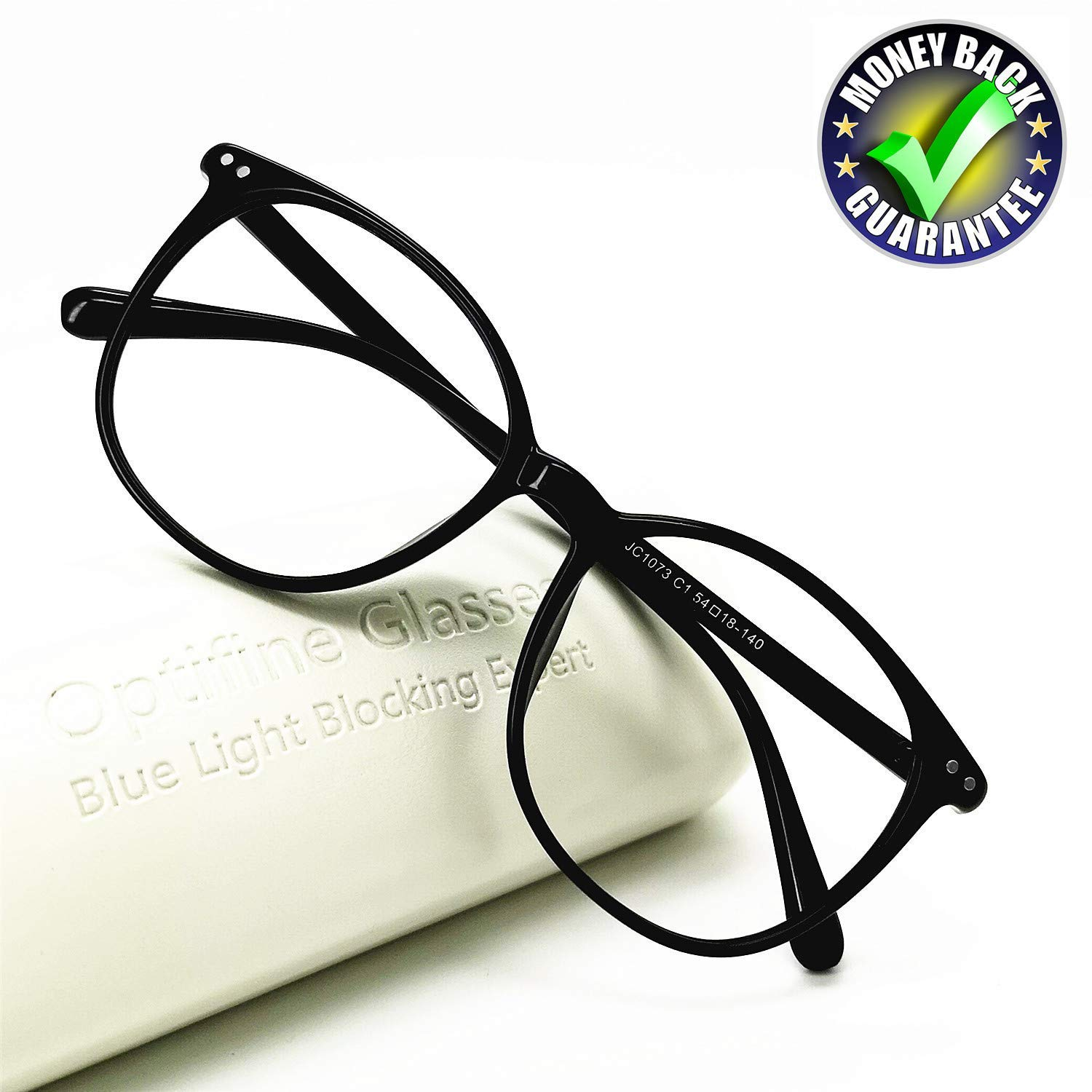 811f663719 Get Quotations · Reading Glasses Anti Blue Light Blocking Reader Women Men  for Mid Big Face
