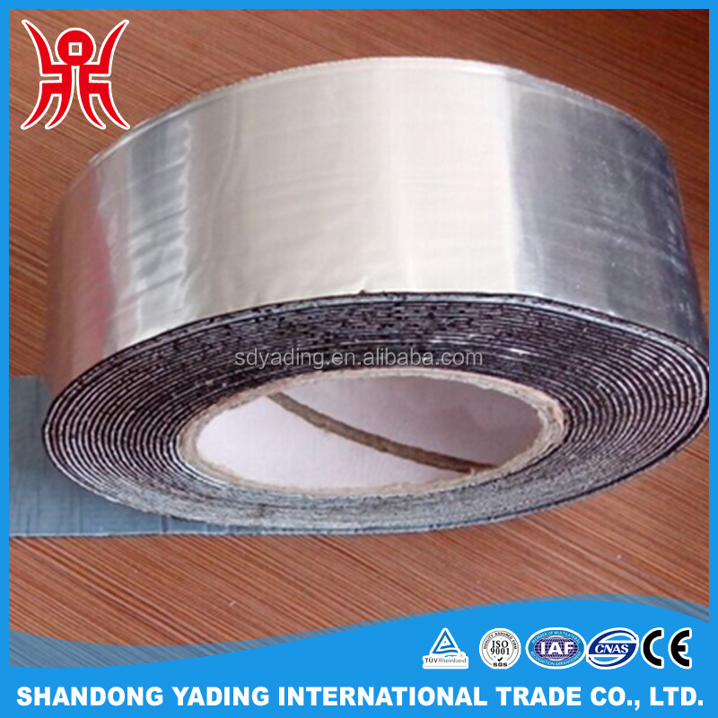 Roofing Used Aluminium Flashing Tape,Bitumen Tape - Buy Self Adhesive  Aluminum Foil Tape,Self Adhesive Flashing Tape,Bitumen Tape Product on