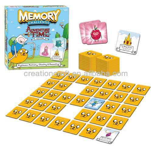customized board game table game for kids