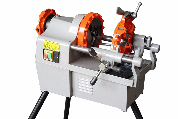 ZT-M33 Factory price 750W automatic portable electric straight pipe threading machine