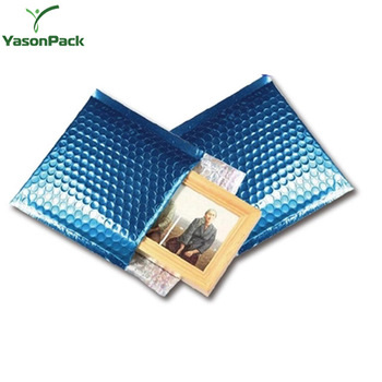 Protective plastic post poly bubble envelope mail carrier bag