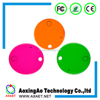 Colorful Tiny Size Electronic Finder Device, Bluetooth Key Finder Keychain Tracker Anti-lost Alarm for Personal Usage