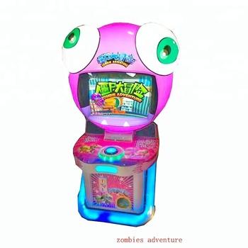Игровой автомат зомби описание