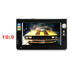 9 inch media player -TFT LCD TV with USB/card reader/input and monitor