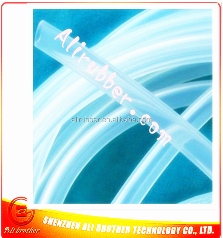 Silicone tubing for dairy milking Diameter 8-10mm 25m/roll