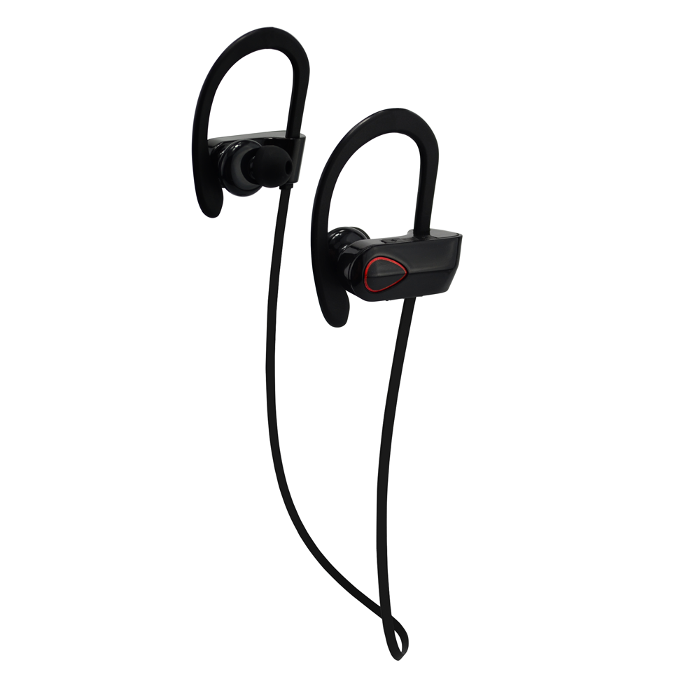 ear hook small wireless bluetooth headset bluetooth 4 1 stereo earpiece with. Black Bedroom Furniture Sets. Home Design Ideas