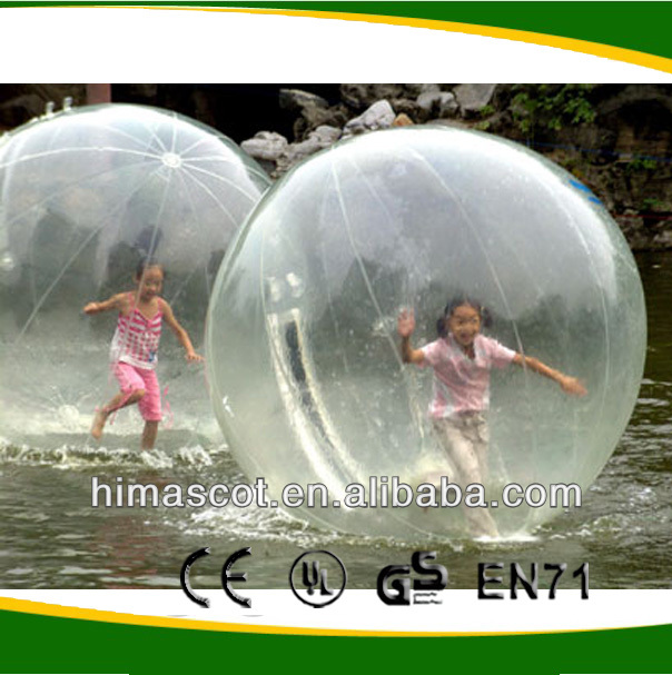 HI CE hot selling inflatable ball water ball water walking ball