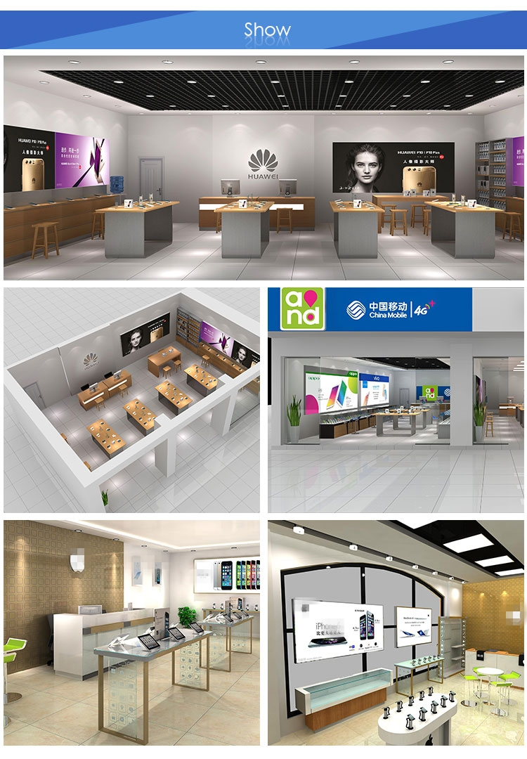 Best Price Mobile Phone Shop Interior Design Furniture Mobile Shop